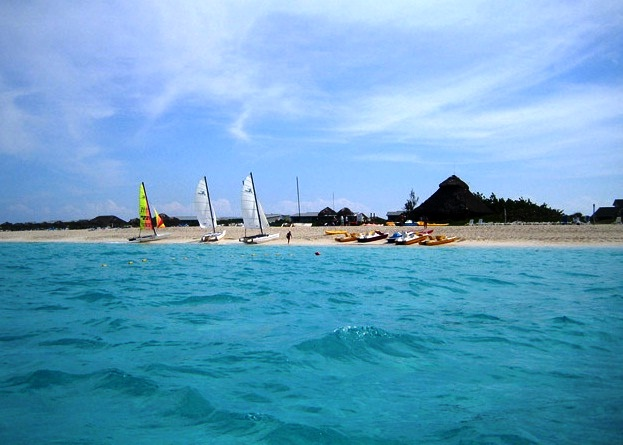 Cayo Santa Maria - Ideal location for sports