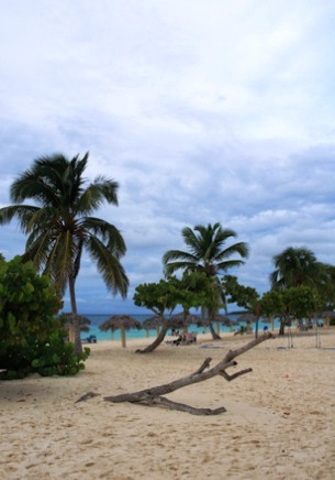 Guardalavaca beach - Beach view
