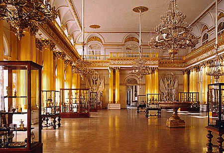 The Hermitage Museum - Golden style
