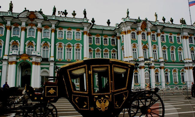 The Hermitage Museum - Unique elegance