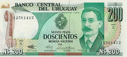 Uruguay - Currency