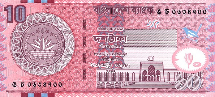 Bangladesh - Currency