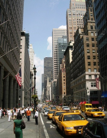 The fifth avenue the best places to visit in new york usa for Top places to visit nyc
