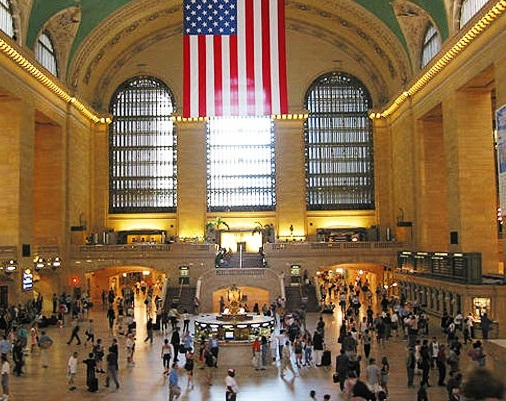 Grand Central Terminal - Interior view