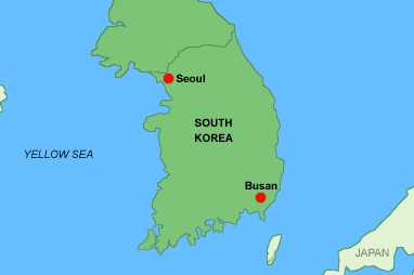 South Korea The best countries in Asia