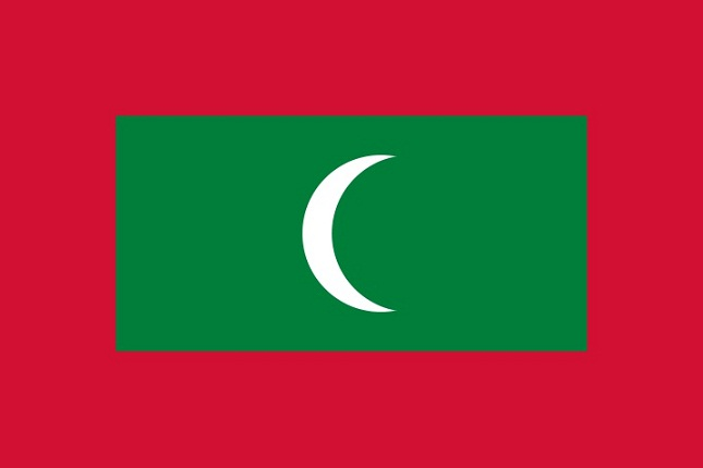 Maldives - Flag of Maldives