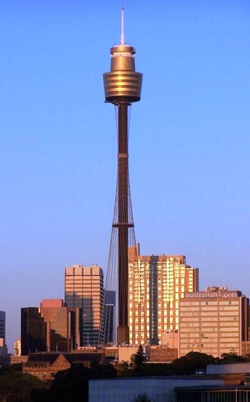 Sydney Tower - Overview