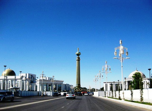 Turkmenistan - Capital