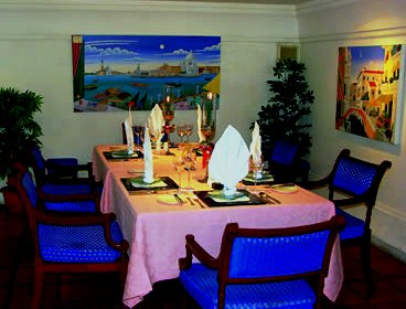 Casa Pascal Restaurant - Relaxing style