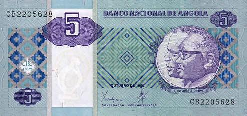 Angola - Currency