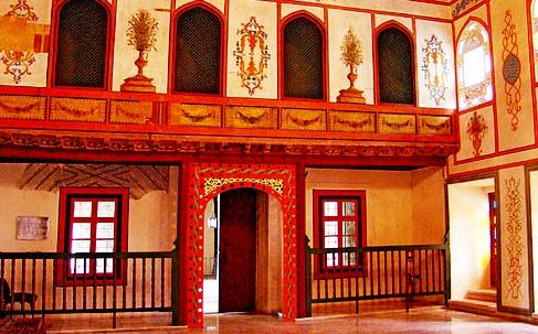 The Bakhchisaray Palace  - Select interior
