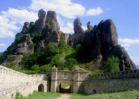 The Belogradchik Town - Amazing rock fortress