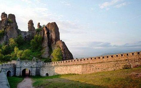 The Belogradchik Town - Impressive panorama