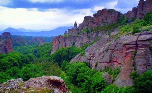 The Belogradchik Town - Nature