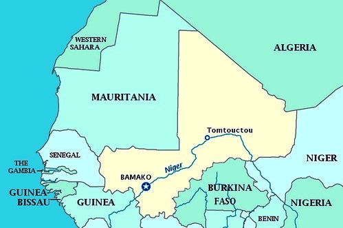 Mali - The best countries in Africa