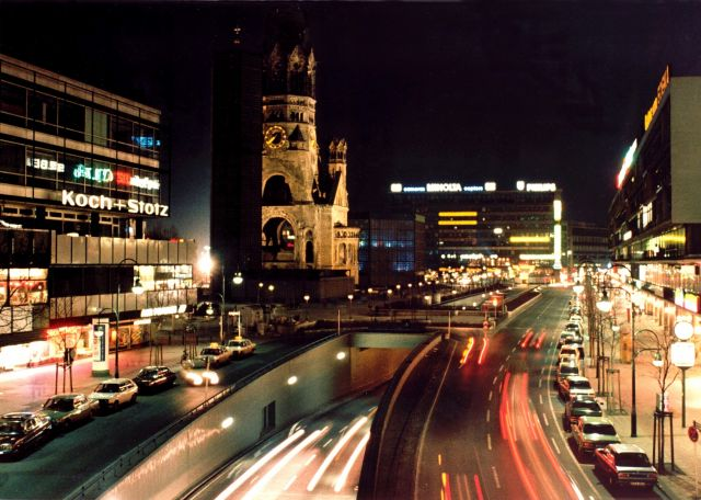 Berlin - Berlin night view