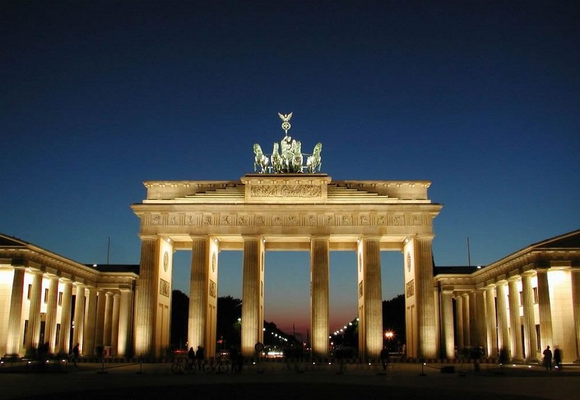 Berlin - The Brandenburg Gate