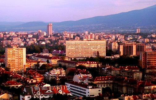 Sofia - Spectacular overview