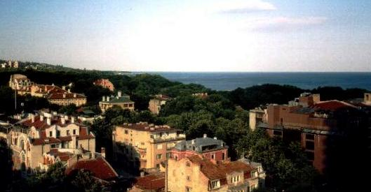 Varna - Old city