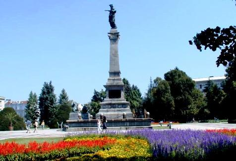 Rousse (Ruse) - The Freedom Monument