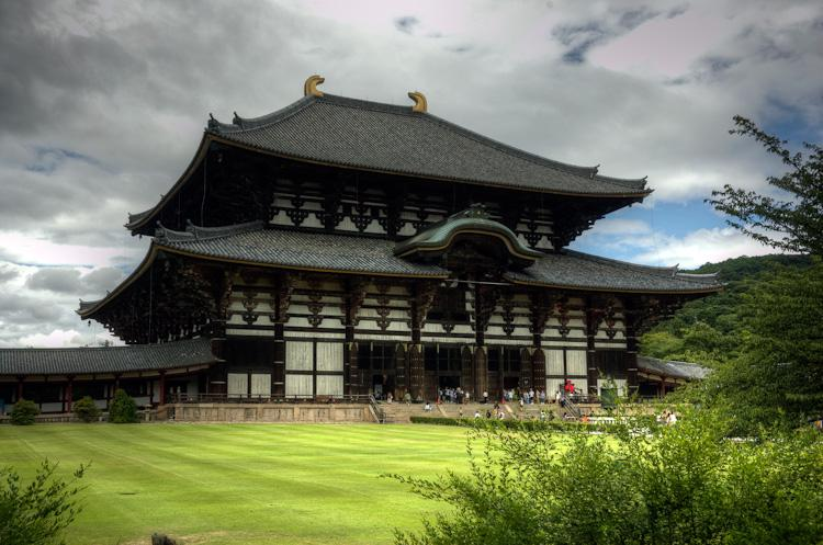 Nara - The best cities to visit in Japan