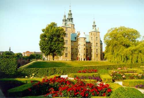 Images Copenhagen Rosenborg Castle 2795
