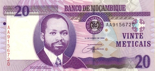Mozambique - Currency