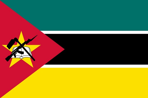 Mozambique - Flag of Mozambique