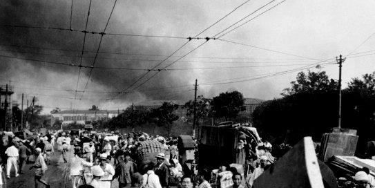 The Kanto Earthquake in September 1, 1923 - Vulnerable people