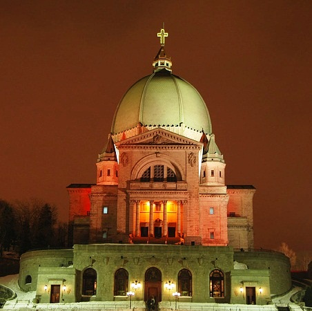 Gt the most popular places to visit in montreal gt st joseph oratory