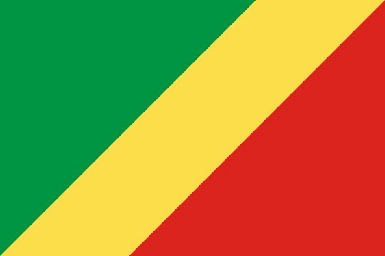 Republic of the Congo - Flag