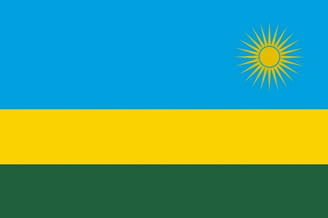 pin rwandan flag on - photo #11