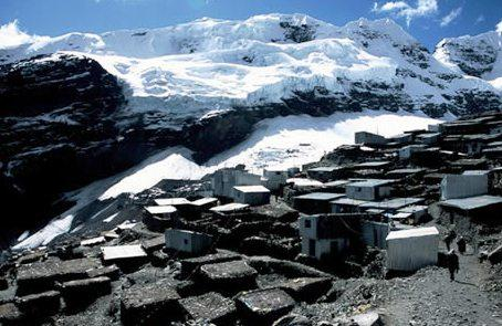 La Rinconada, Peru - Solitary location