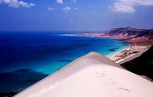 Socotra Islands archipelago - Nice coast