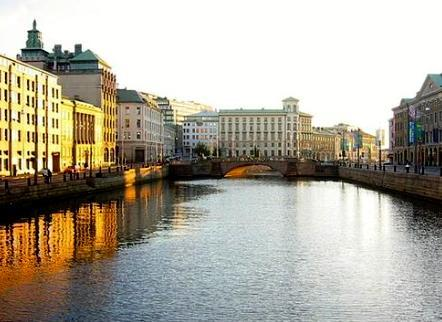 Gothenburg - Fabulous architecture