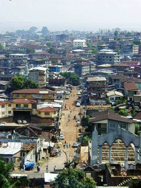 Sierra Leone - Freetown