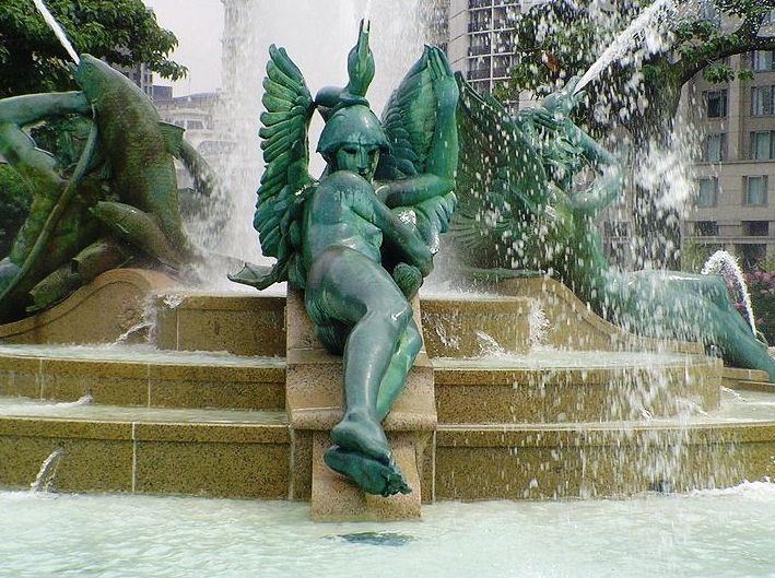 Logan Circle -  Fountain