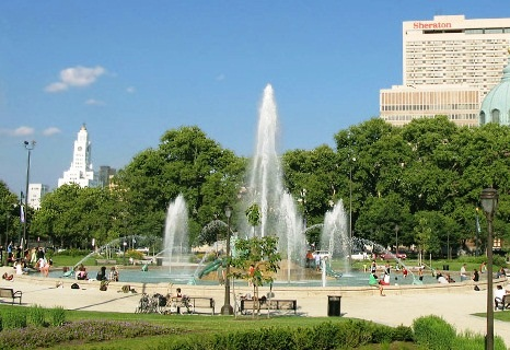 Logan circle the best places to visit in philadelphia for Places to visit philadelphia