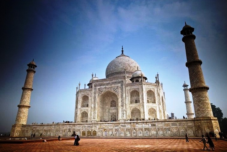 Agra in India - Overview