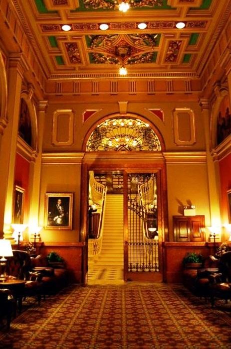 Masonic Temple Interior Design