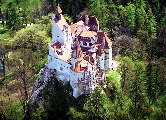 Bran Castle - Spectacular view