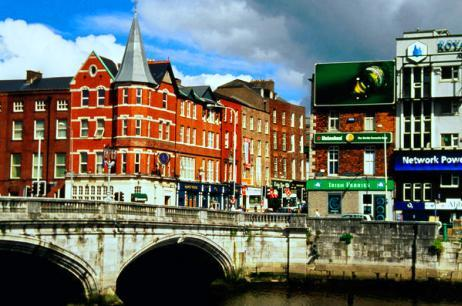 Cork - Old architecture