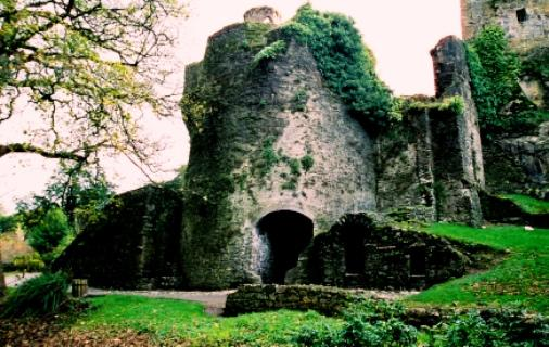 Cork - The Blarney Castle