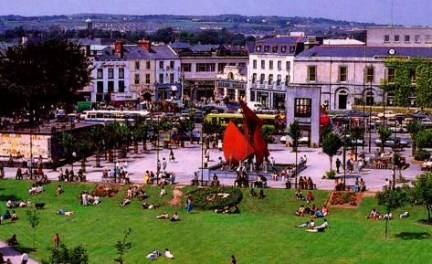 Galway - The Eyre Square