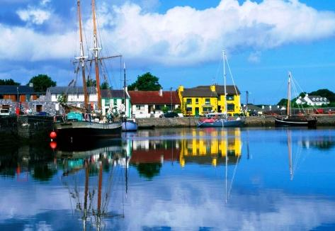 Galway - The Galway Bay