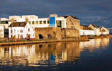 Galway - The Spanish Arch