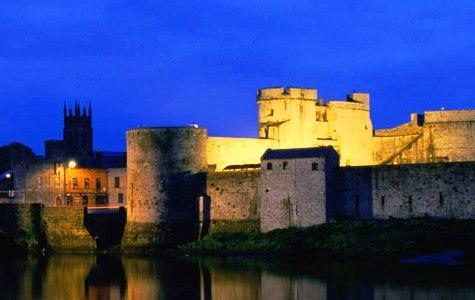 Limerick - The King John