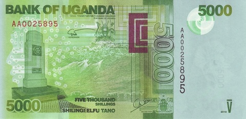 Uganda - Currency
