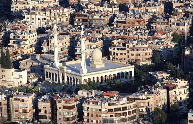 Damascus in Syria - Overview