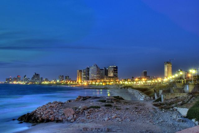 Tel Aviv in Israel - Great panorama